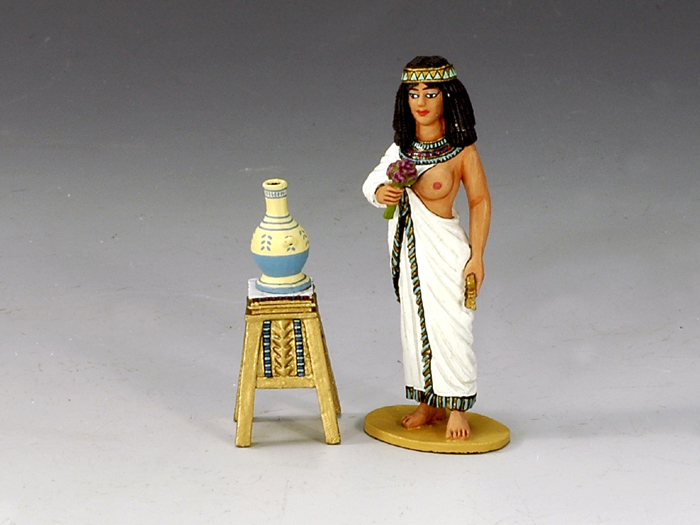 Hand Maiden to Priest of RA