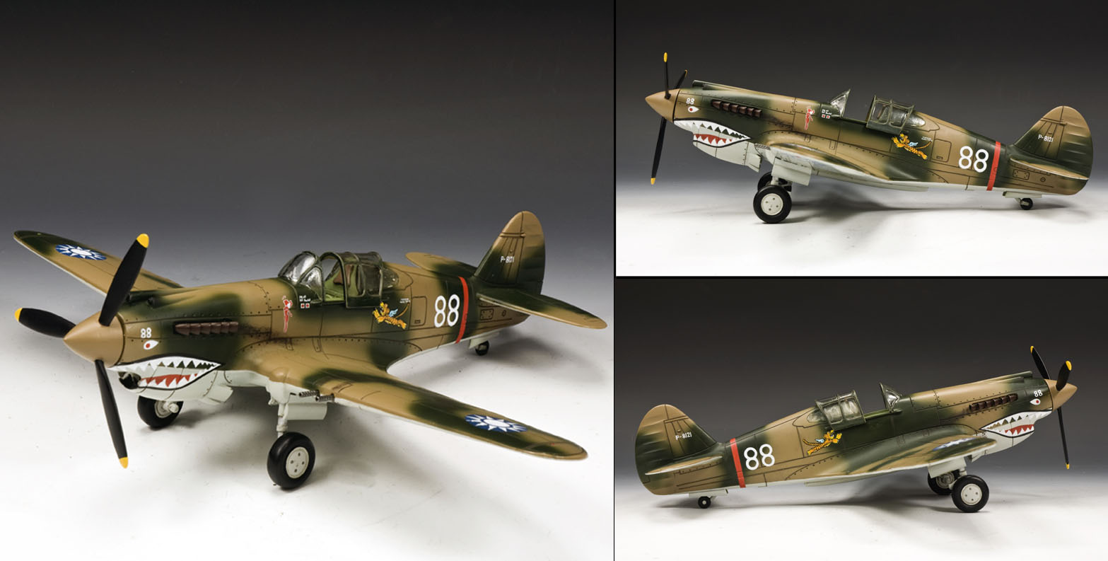 curtiss p40 flying tiger king country. Black Bedroom Furniture Sets. Home Design Ideas