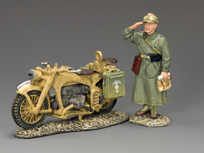 Desert Dispatch Rider