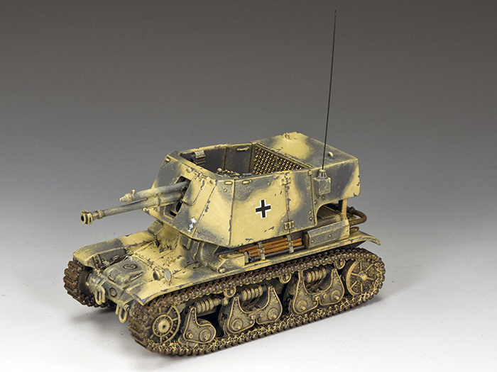 Pz.Kpfw. 35R(F) Self-Propelled Gun