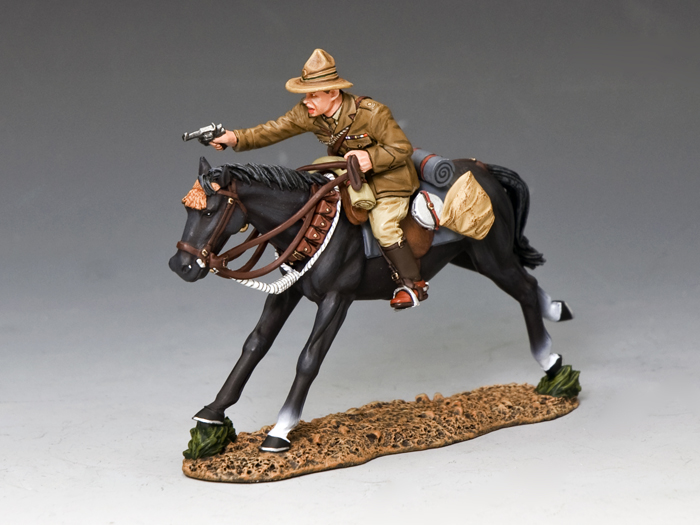 New Zealand Mounted Rifles Officer