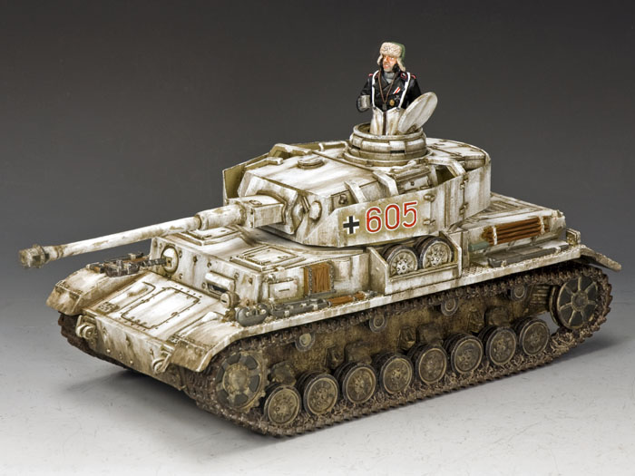 Panzer IV H (Winter)