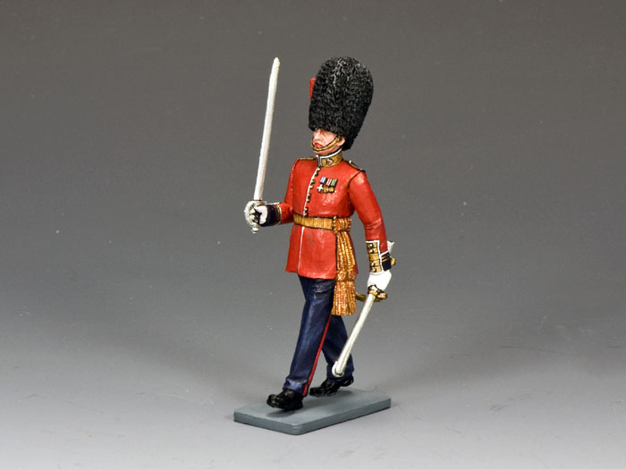 Marching Guards Officer