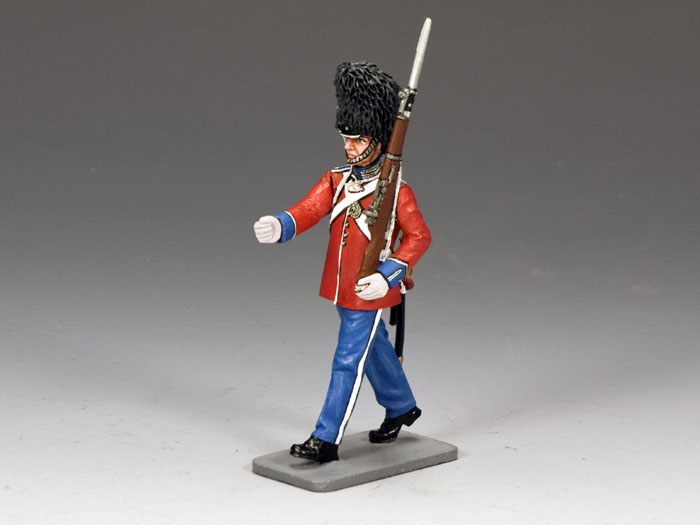 Marching Guardsman w/Rifle