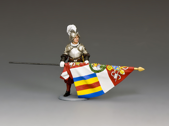 Swiss Guard Standard Bearer
