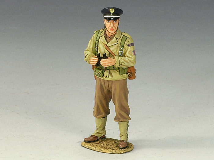 Fusilier Marins Officer
