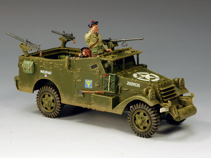 Free French Scout Car