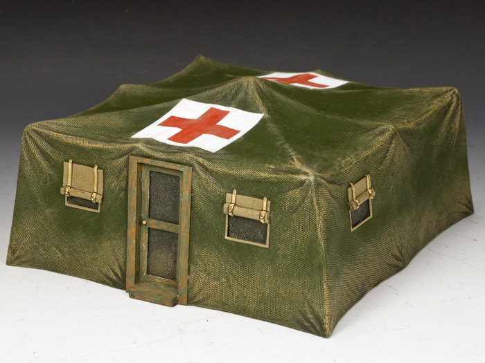 The US Army Medical Tent