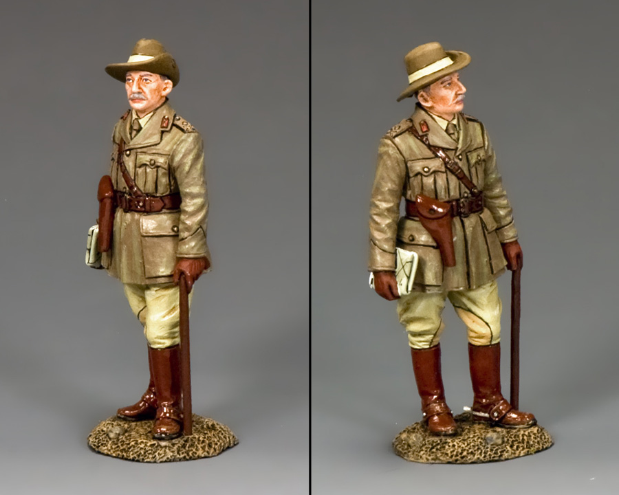 GA010-NSW Sitting Anzacs Set #1 New South Wales by King and Country