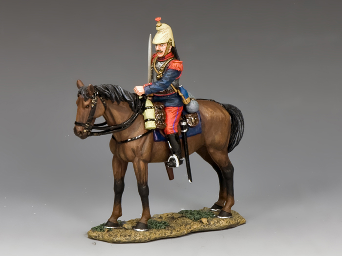 Cuirassier w/ Sword Drawn