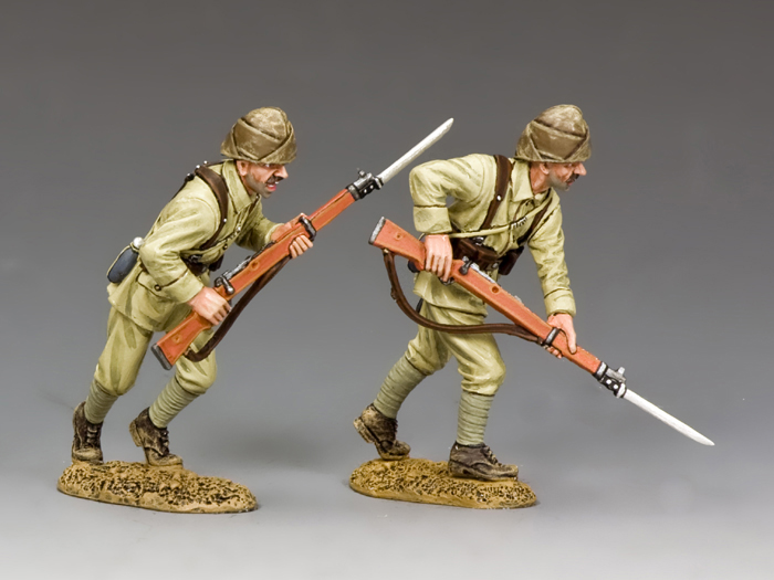 Turkish Bayonets, Gallipoli 1915