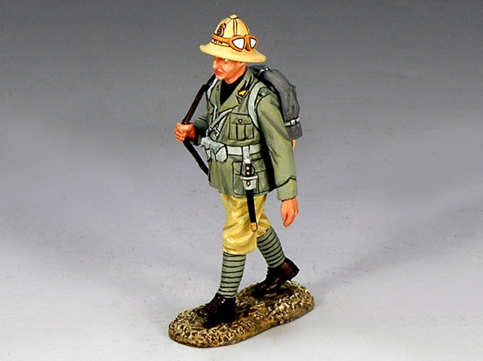 Italian Forces, Marching Rifleman