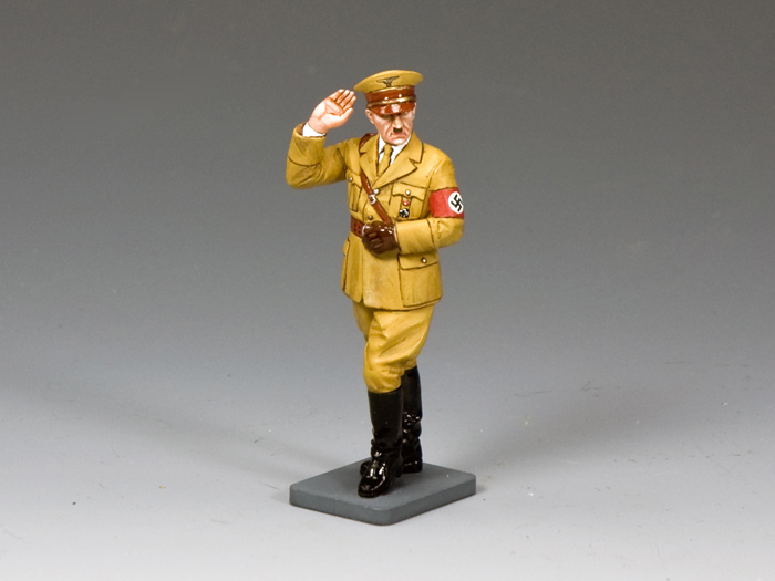 Der Fuhrer on inspection