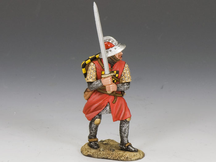 Sergeant-at-Arms w/ double-handed Sword