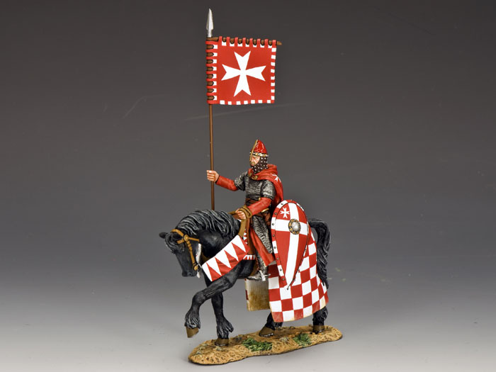 Mounted Knight Hospitaller