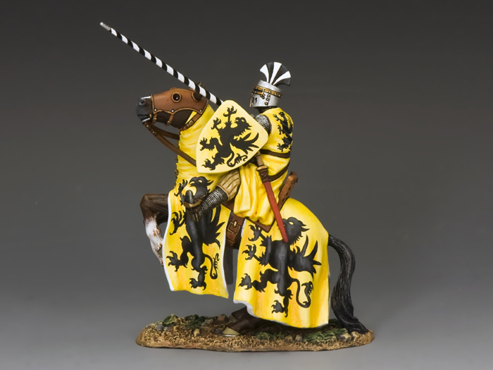 The Yellow Tournament Knight