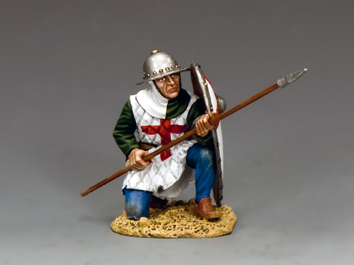 The Kneeling Spearman