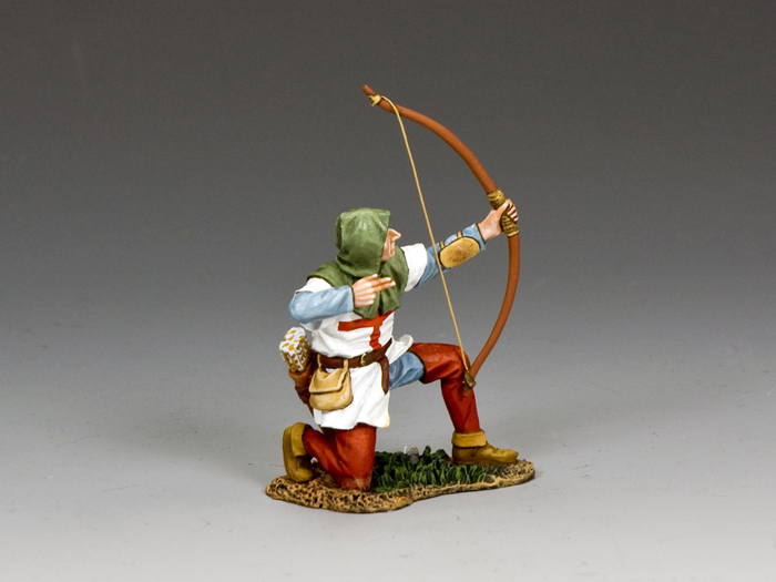 Crusader Archer (kneeling)