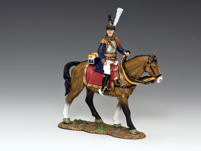 Mounted Cuirassier General