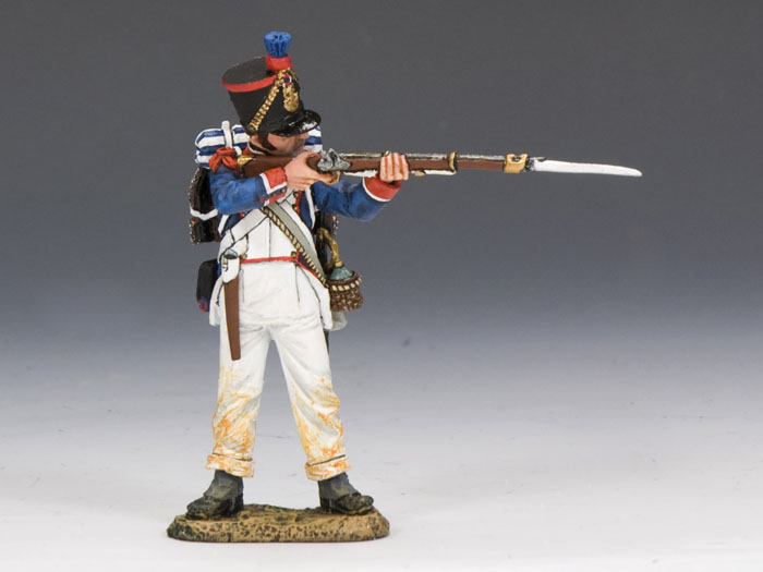 French Line Infantry Standing Firing