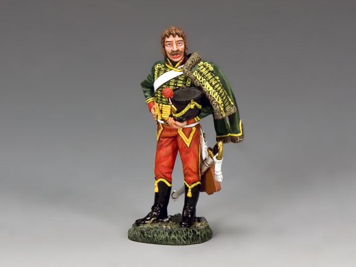 Napoleonic 7th Hussar At Ease (KnC Xclusive)