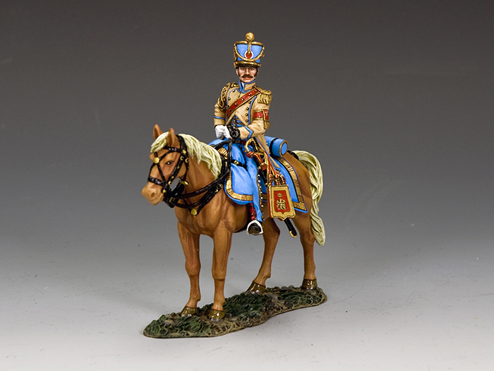 Mounted Aide-de-Camp
