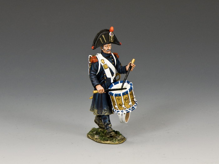 �Old Guard� Tambour (drummer)
