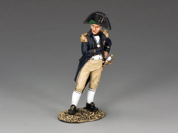 Rear Admiral Horatio Nelson