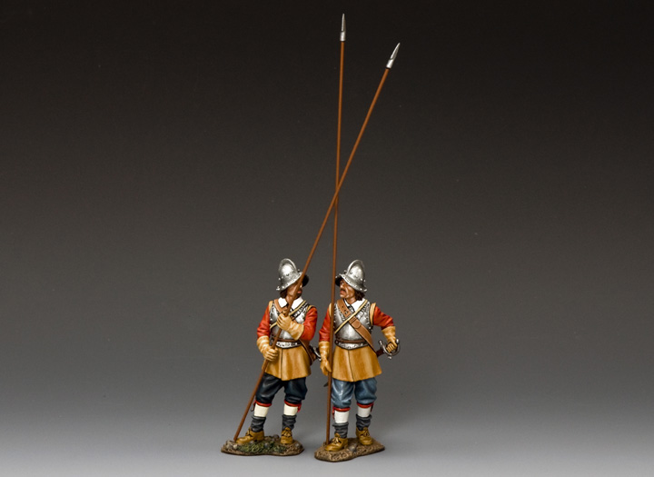 �Vertical Pikeman PLUS Advancing Pikeman�