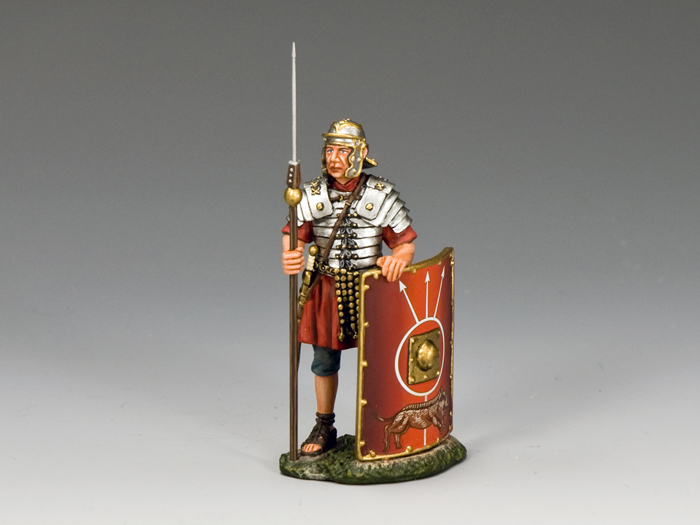 Legionary on Guard