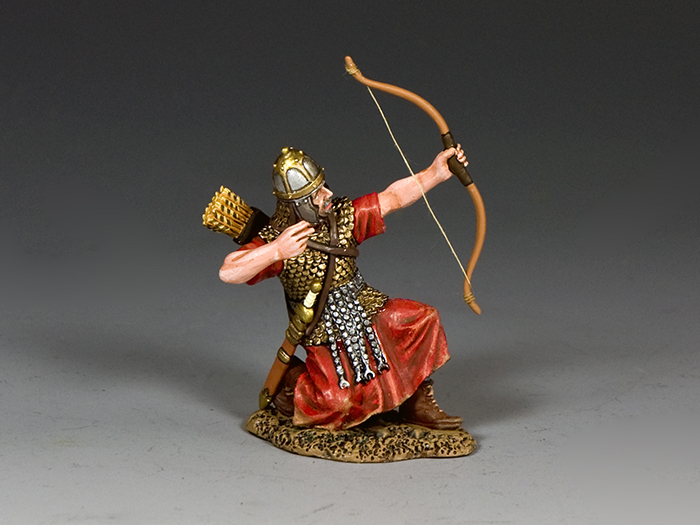 Roman Archer (Kneeling to Fire)