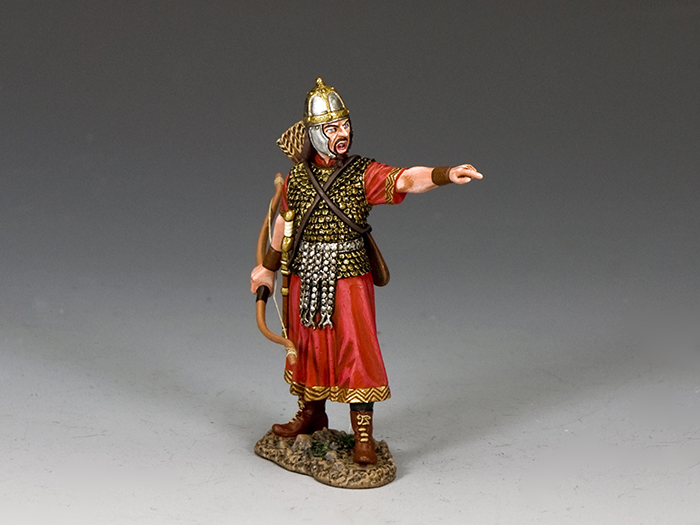 Archer Officer (Shouting Orders)
