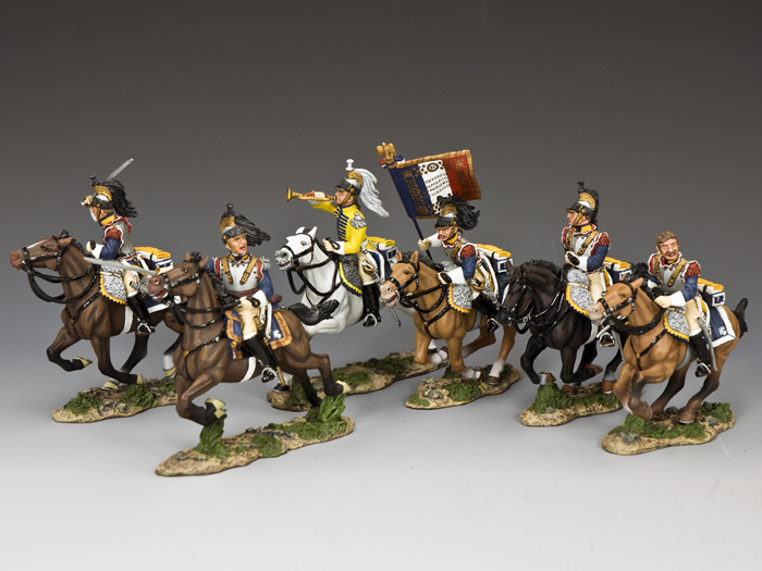 """The 7th Cuirassiers Set"""