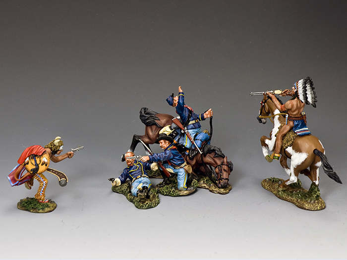 Cavalry Last Stand