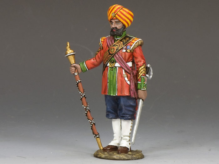 Indian Drum Major (Gloss)