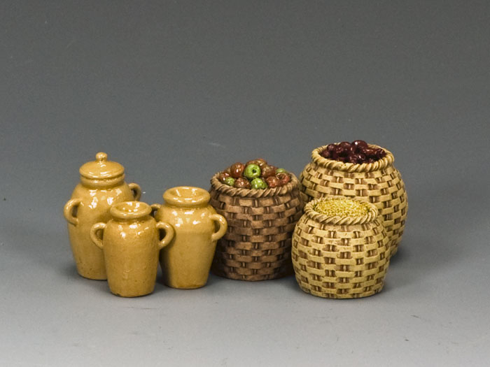 Baskets & Jars
