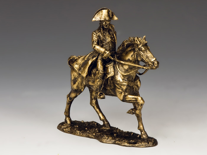 Mounted Napoleon