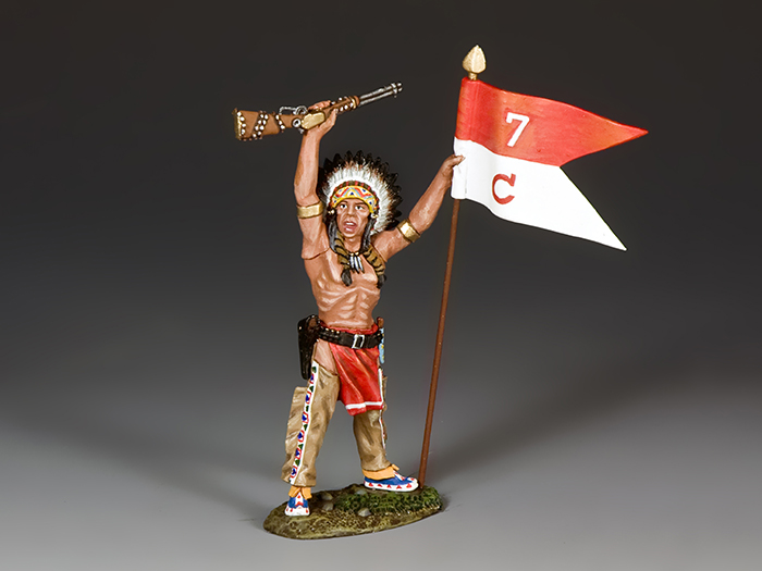 War Bonnet w/Guidon