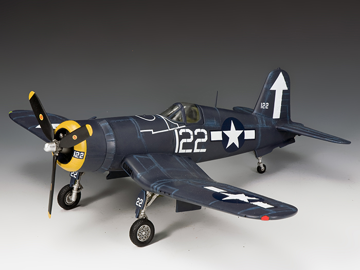 WW2 U.S. Navy F4U Corsair