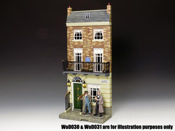 What Building Is  Baker Street London