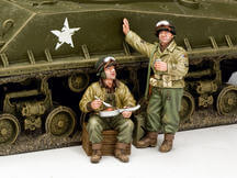 Tank Crews Set #2