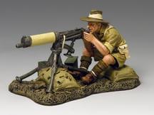 Aussie Vickers Gunner
