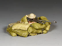 Trench & 'BOYS' Anti-Tank Rifle