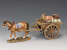 The Refugee Horse & Cart