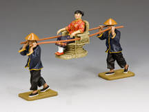 The New Sedan-Chair Set (Gloss)