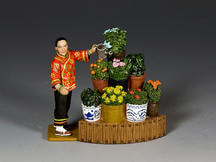 The Flower Stall Set (Matt)