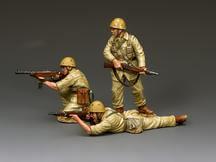 Folgore Fire Team (3-man set)