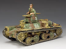 "Type 95 ""Ha-Go"" Light Tank"