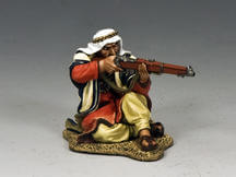 Sitting Arab Firing
