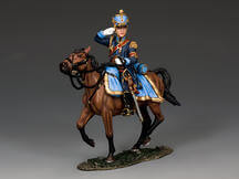 Mounted Saluting Aide de Camp